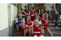 Boxvilág a Gedói Általános Iskolában
