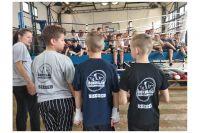 A jövő öklözői  a sportválasztó táborban