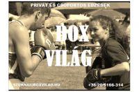 Ha ökölvívás akkor Boxvilág
