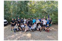 Nemzetközi edzőtábor a Sziksósfürdőn