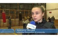 Ökölvívó OB érmeket hoztak Szegedre a lányok