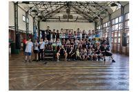Ökölvívónapok a szegedi Sportválasztó táborokban
