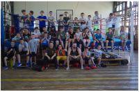 Sportválasztótáborok - közel 160 gyermek a bokszteremben