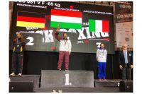 Újabb Kick-box Európa-bajnoki arany került Szegedre